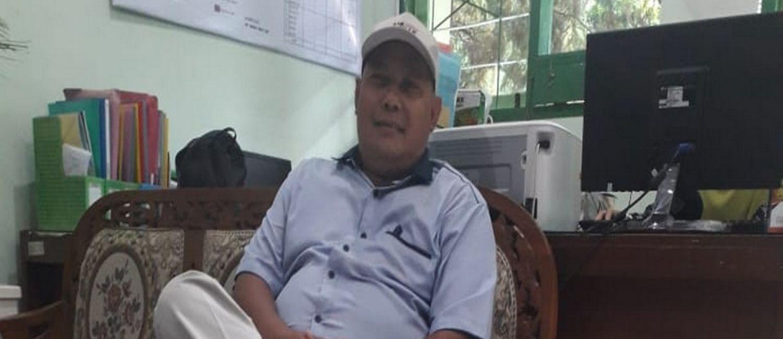 Y. Kristiono Sigit S, Pengelola Perpustakaan SMP Negeri 7 Yogyakarta