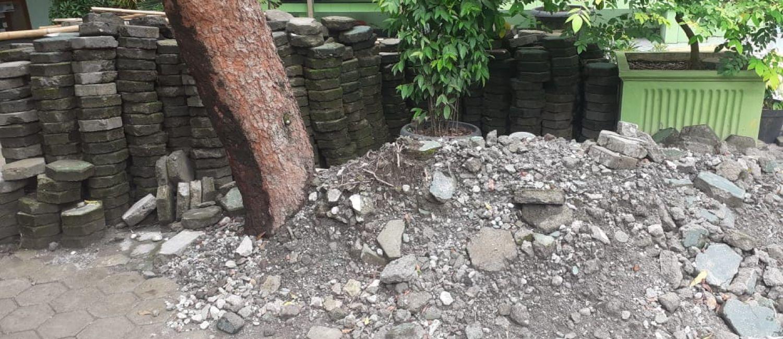 Batu, Kerikil, Dan Pasir