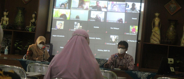 Rapat Kerja Sekolah, Dilaksanakan Dengan Dua Jalur