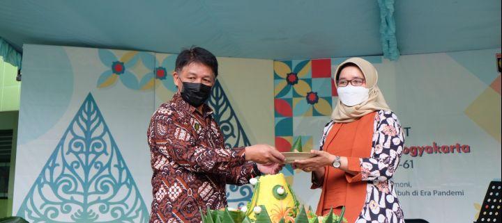 Semarak 61 HUT SMPN 7 Yogyakarta