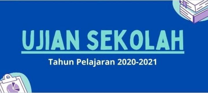 SMP Negeri 7 Yogyakarta Gelar Ujian Sekolah Tahun 2021