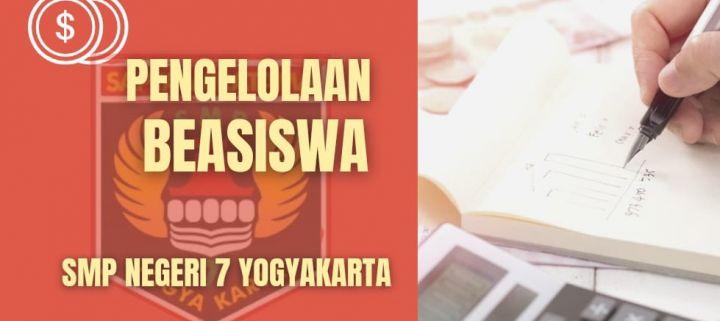Pengelolaan Beasiswa Di SMP Negeri 7 Yogyakarta