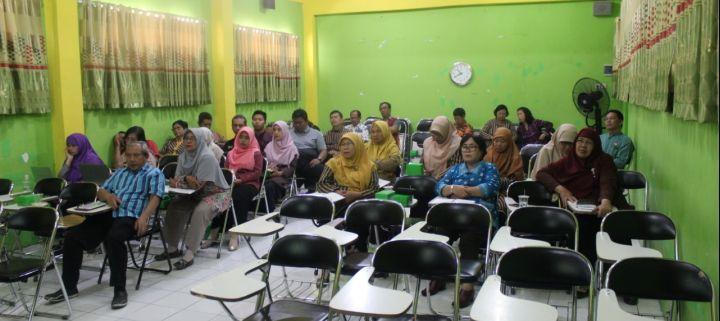 Rapat Koordinasi Pendamping Akademik dan Pengelola Sekolah