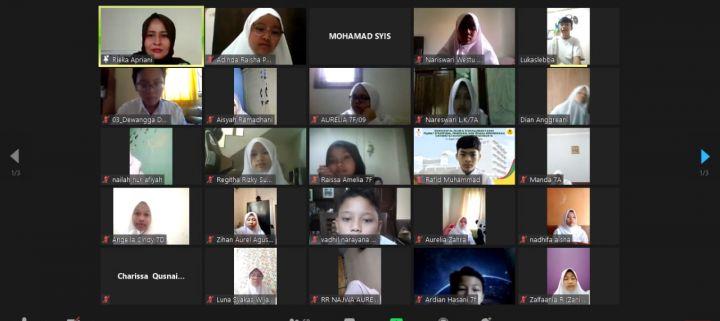Achievement Motivasi Training (AMT) Siswa Kelas 7 SMP Negeri 7 Yogyakarta