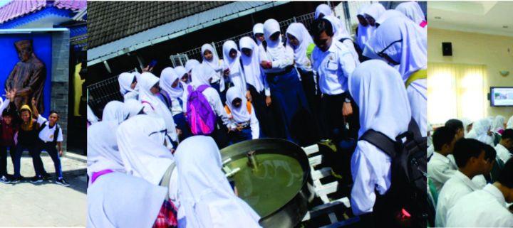 Pembelajaran Luar Kelas di BMKG dan Memorial Jenderal Besar H.M. Soeharto