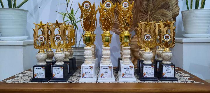 Siswa SMPN 7 Yogyakarta Tunjukkan Prestasi dalam Lomba MPLS 2021