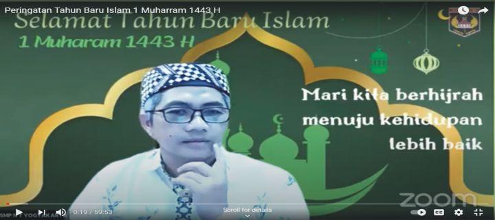 Peringatan Tahun Baru Hijriah 1443 H