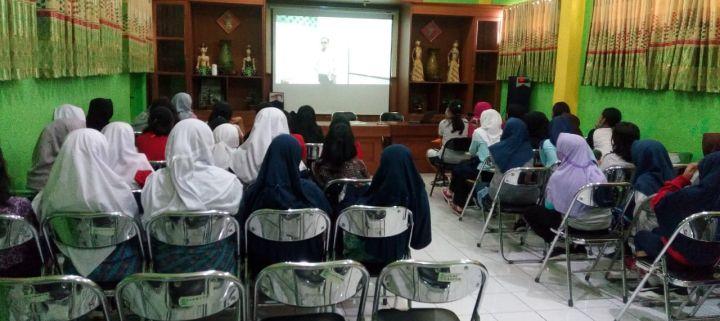 Upaya Pemberian Tablet Tambah Darah Untuk Mencegah Anemia Pada Remaja Putri SMP Negeri 7 Yogyakarta