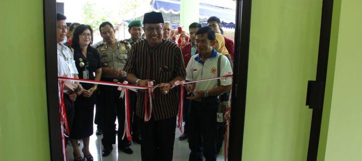 Kini SMP N 7 Punya GOR Bersama – Peresmian GOR Segoro Amarto Oleh Walikota Yogyakarta