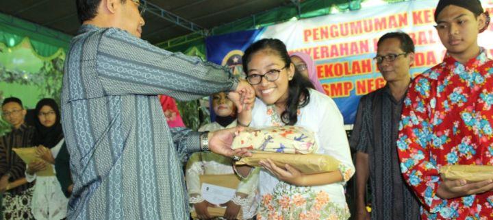 Maju Terus hingga Peringkat ke-8 se-Kota Yogyakarta