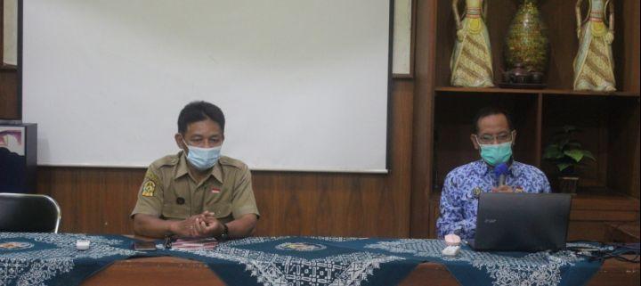 Rapat Koordinasi Persiapan Pembelajaran Tatap Muka di SMPN 7 Yogyakarta
