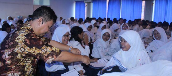 Motivasi Training Kelas 9