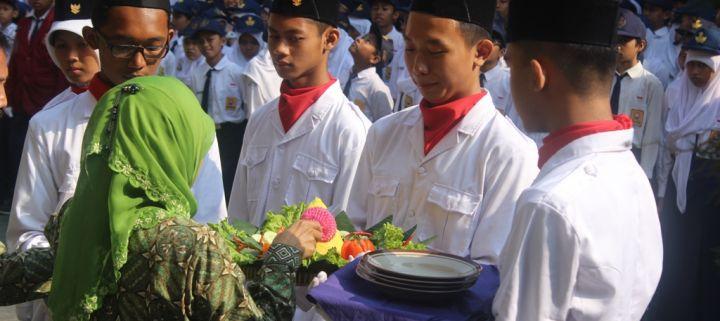 Meriah Ulang Tahun ke 52 SMP N 7 Yogyakarta