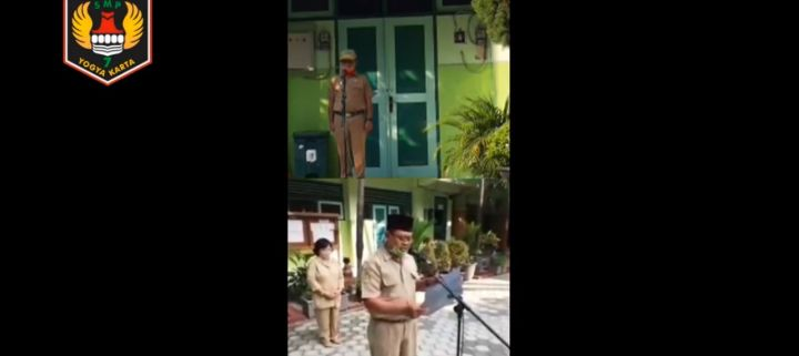 Masa Pengenalan Lingkungan Sekolah (MPLS) SMPN 7 Yogyakarta