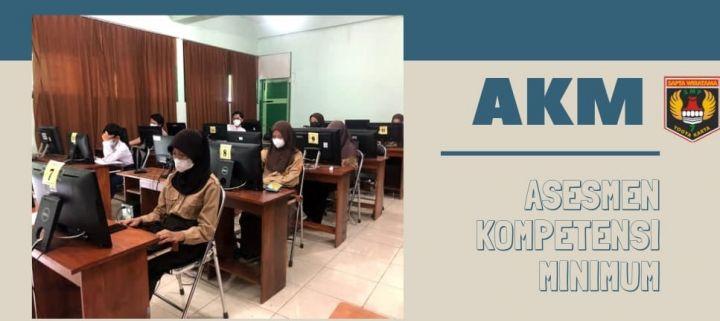 Pelaksanaan Asesmen Kompetensi Minimum (AKM) di SMPN 7 Yogyakarta