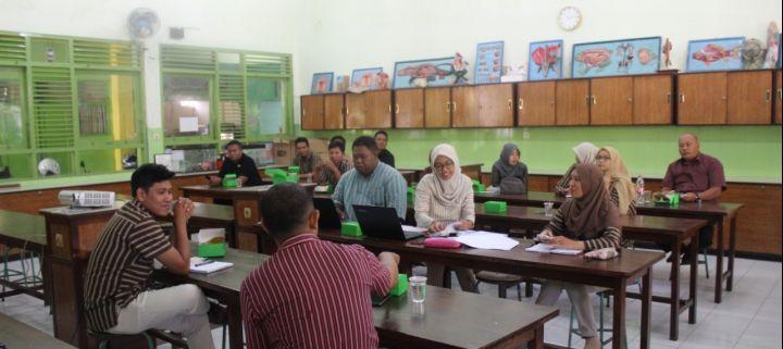 Workhshop Peningkatan Kompetensi Tenaga Kependidikan di SMPN 7 Yogyakarta