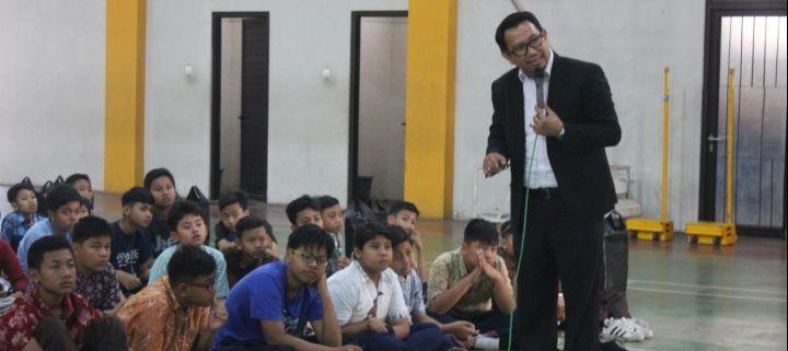Upgrade Peserta Didik SMPN 7 Yogyakarta