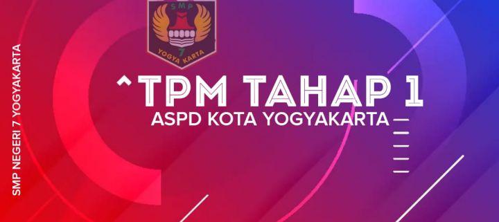 SMP Negeri 7 Yogyakarta Mengadakan TPM ASPD Kota Yogyakarta Tahap Pertama