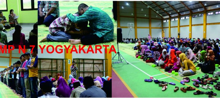 Doa Bersama Menjelang Ujian Nasional