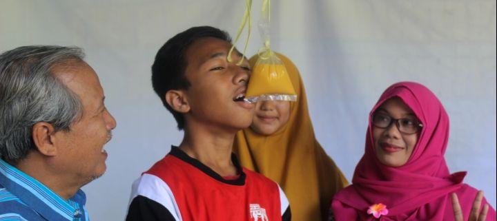 Semangat Kemerdekaan Di SMPN 7 Yogyakarta