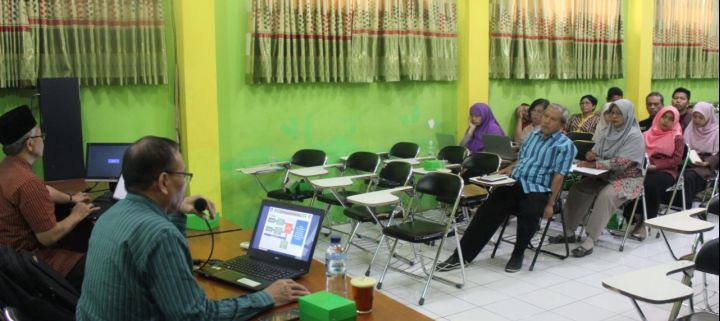 Workshop Penyusunan RKJM SMP Negeri 7 Yogyakarta