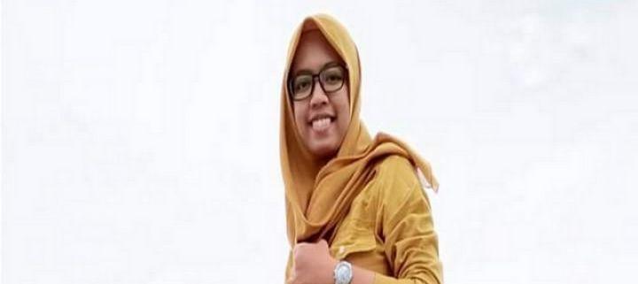 Febrianti Puspita Sari, SE., Karyawan SMP Negeri 7 Yogyakarta