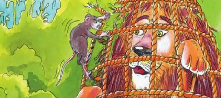Singa Dan Tikus